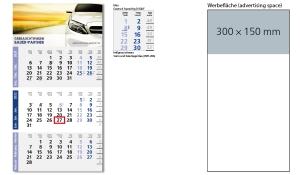 3-Monatskalender 2022 Logic 3 A