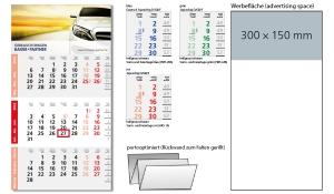 3-Monatskalender 2022 Logic 3