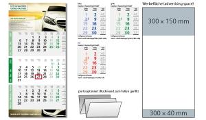 3-Monatskalender 2022 Logic 3 Post B