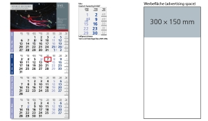 4-Monatskalender 2022 Logic 4 A