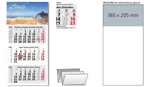 3-Monatskalender 2022 Medium 3