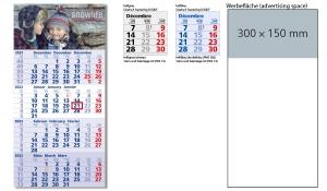 4-Monatskalender 2022 Mega 4 A