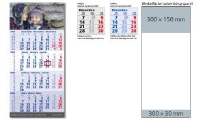 4-Monatskalender 2022 Mega 4 B