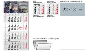4-Monatskalender 2022 Mega 4