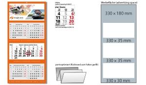 5-Monatskalender 2022 Multi 5