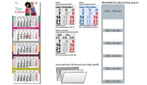 5-Monatskalender 2022 Penta Light 5