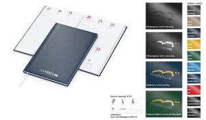 Buchkalender 2022 Prestige
