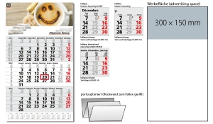 3-Monatskalender 2022 Primus 3