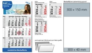 3-Monatskalender 2022 Primus 3 Post B