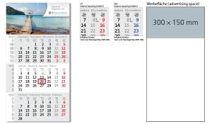 3-Monatskalender 2022 Rational 3