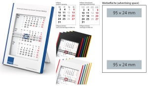 3-Monatskalender 2022 Roll-Up 3
