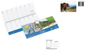 Tischquerkalender 2022 Signal