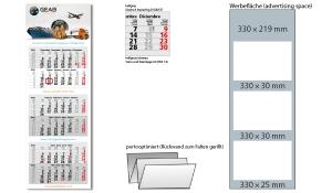 6-Monatskalender 2022 Synergy 6
