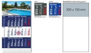 3-Monatskalender 2022 Ultra 3