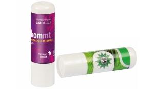 Lippenpflegestift (Etikett)