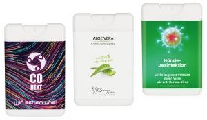 Spray Card (Etikett)