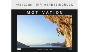 Motivation - Impulse für neue Ziele 2022 (Kopflasche)