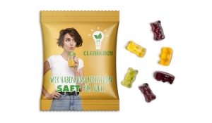 Fruchtsaftbärchen im Werbetütchen (10 g)