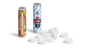 Frucht- / Pfefferminzrolle 9 Tabletten