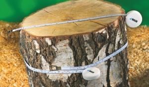 Umfang- und Durchmesserbandmaß Diaflex