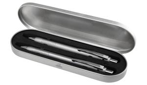 Metall-Box für 2 Schreibgeräte