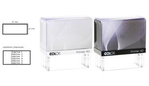 Stempel Colop Printer 40
