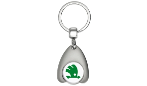 EK-Schlüsselanhänger ItsMyBrand silber