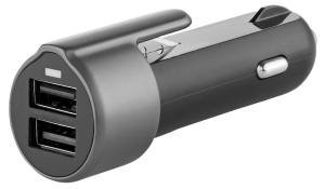 Auto-Ladegerät SafetyKey schwarz