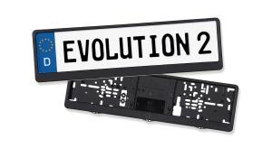Kennzeichenhalter Evolution 2
