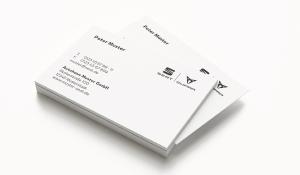 Visitenkarten SEAT CUPRA