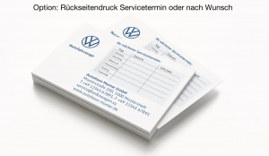 Terminkarten 2 VW Nutzfahrzeuge