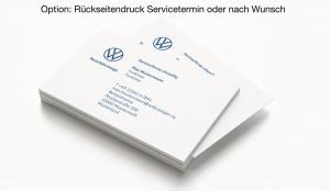 Visitenkarten VW Nutzfahrzeuge