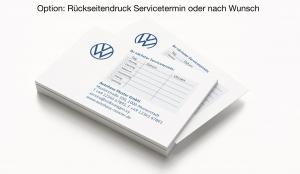 Terminkarten 2 VW Partner