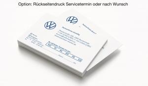 Terminkarten 3 VW Partner