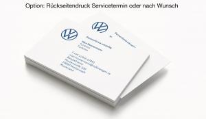Visitenkarten VW Partner
