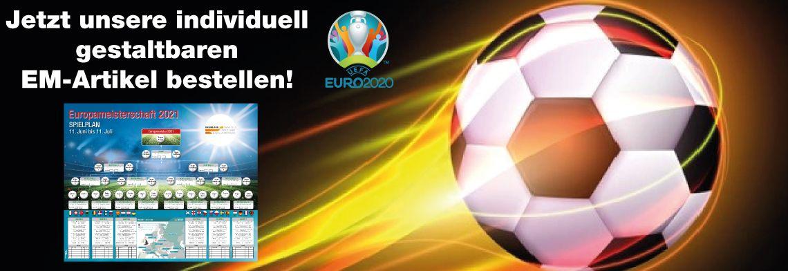 Fussball Europameisterschaft 2020
