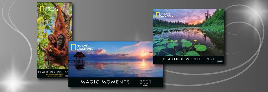 National Geographic Kalender
