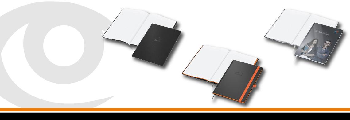 Notizbücher - preiswert